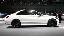 Mercedes-AMG C 43 en el salón de Ginebra 2018