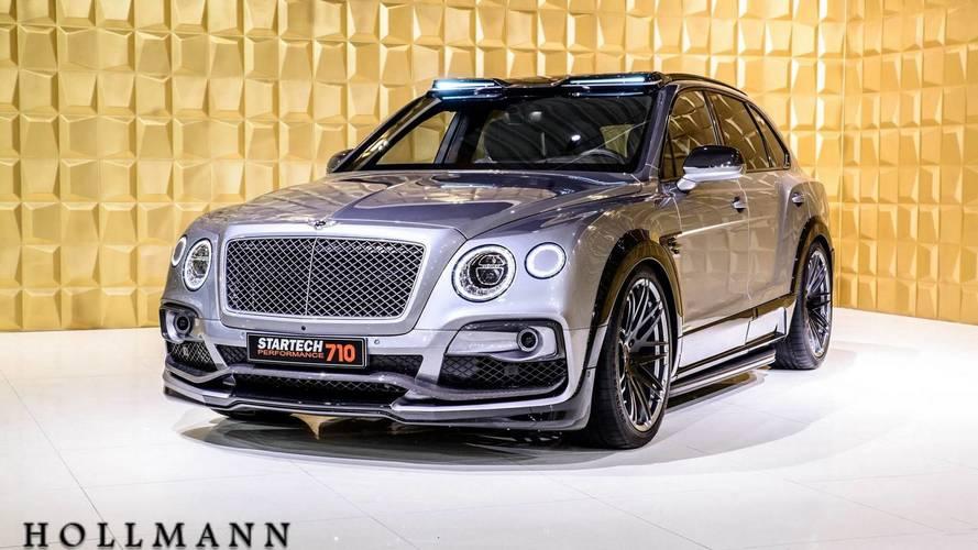 Tuning - Startech s'occupe du Bentley Bentayga