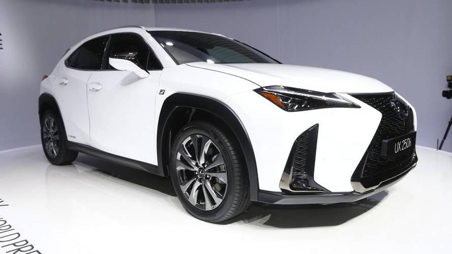 Lexus UX Lands In Geneva With Bold Design, New Platform