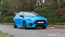Essai Ford Focus RS Pack Performance 2018