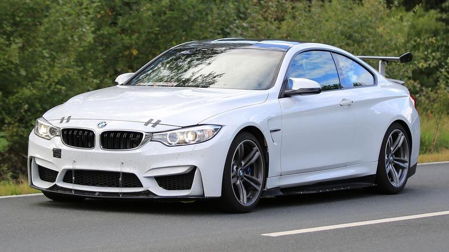 BMW M4 - Les spyshots d'un bien mystérieux prototype