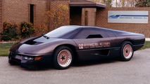 Dodge M4S Interceptor Was a Most Unusual Pace Car [w/ video]