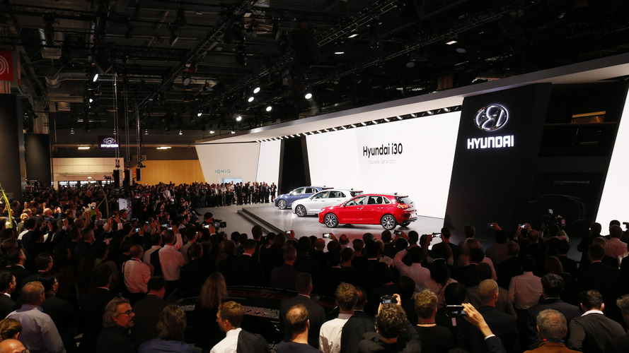 2017 Hyundai i30 Mondial de Paris