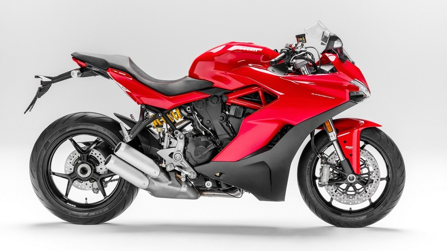 2017 Ducati SuperSport unveiled at Intermot