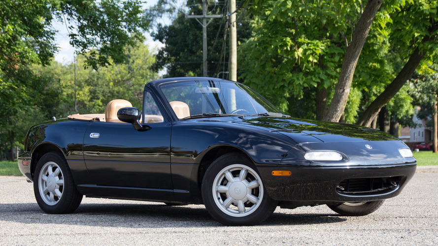 1993 Mazda MX-5 Miata: Scott Burgess