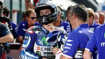 Le poleman Jorge Lorenzo, Yamaha Factory Racing