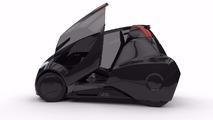 Uniti three-wheeler EV