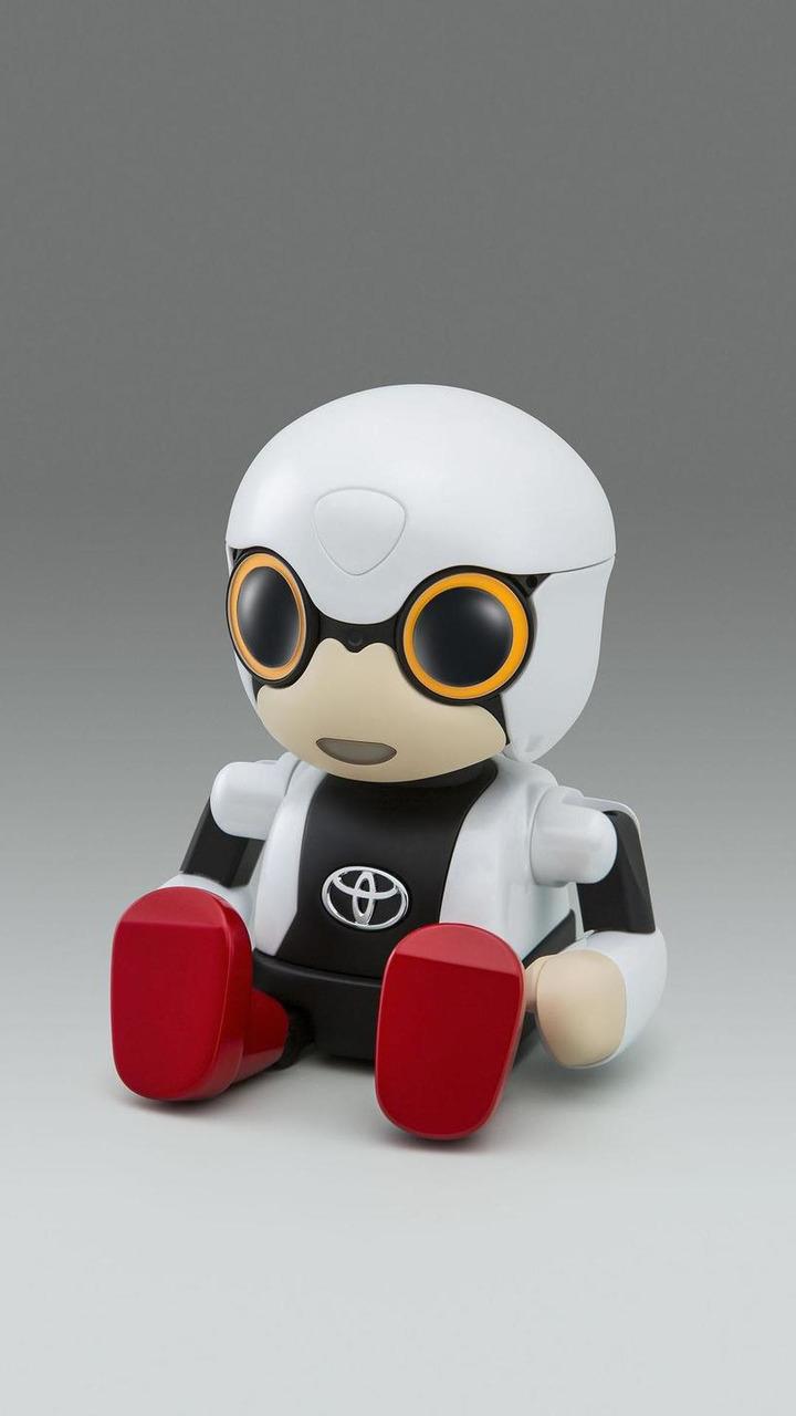 Toyota Kirobo Mini