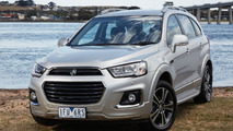 Holden Captiva facelift