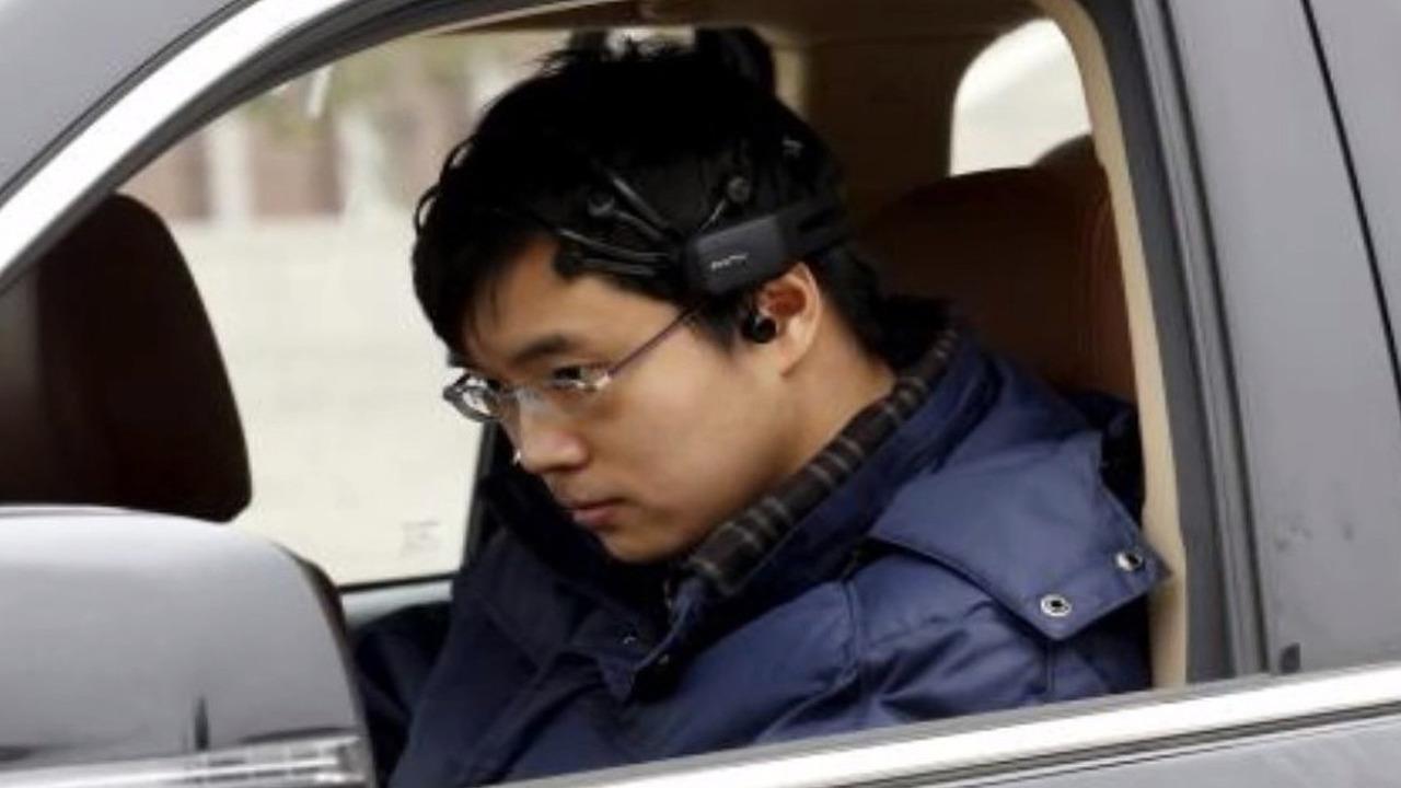 Brain powered Car in China