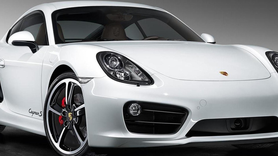 Porsche Exclusive reveals fancy Cayman S