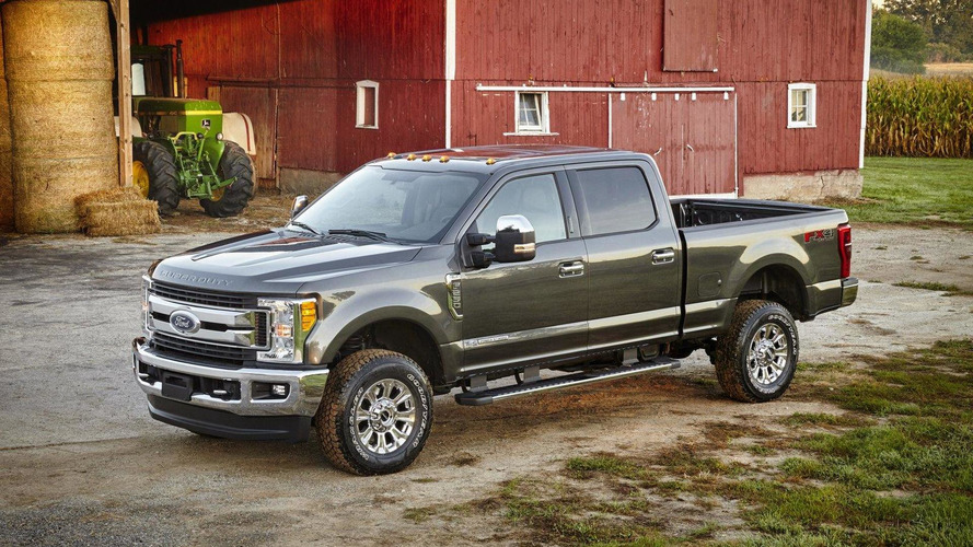 2017 Ford F-Series Super Duty officially unveiled [videos]