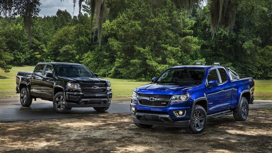 Chevrolet introduces 2016 Colorado Midnight Edition and Colorado Z71 Trail Boss [video]