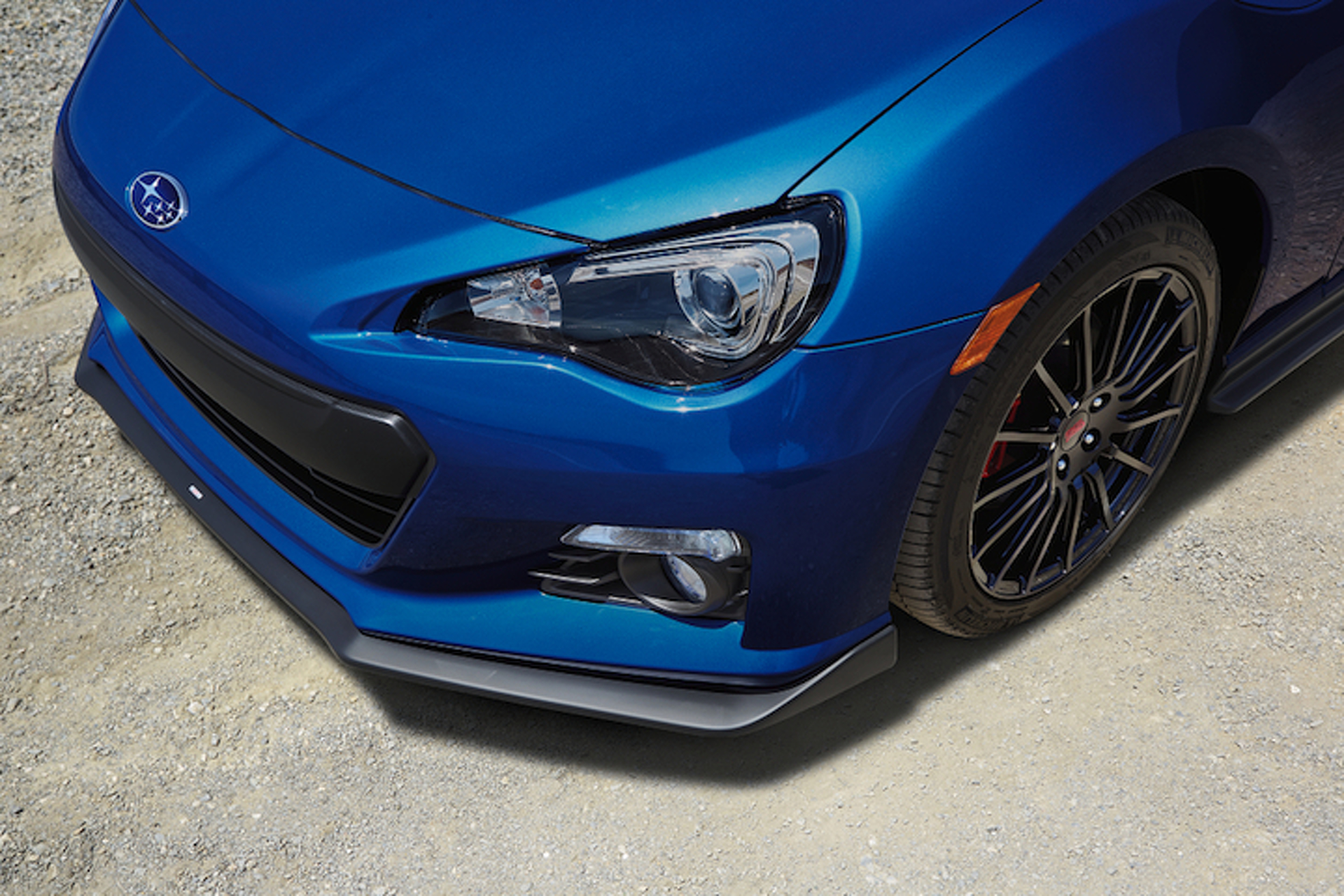 Subaru BRZ Series.Blue Is Exactly What Nobody Asked For