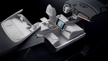 Volvo S90 Excellence with Lounge Console Concept