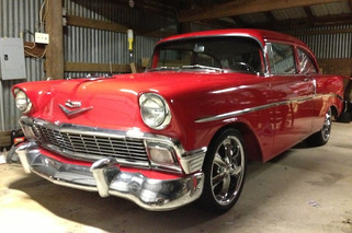 Your Ride: 1956 Chevrolet Bel Air