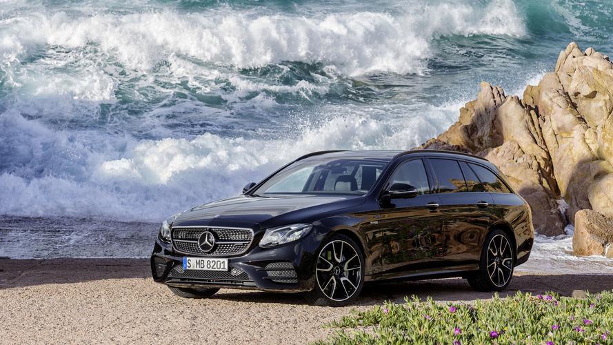 2017 Mercedes-AMG E43 4MATIC Estate