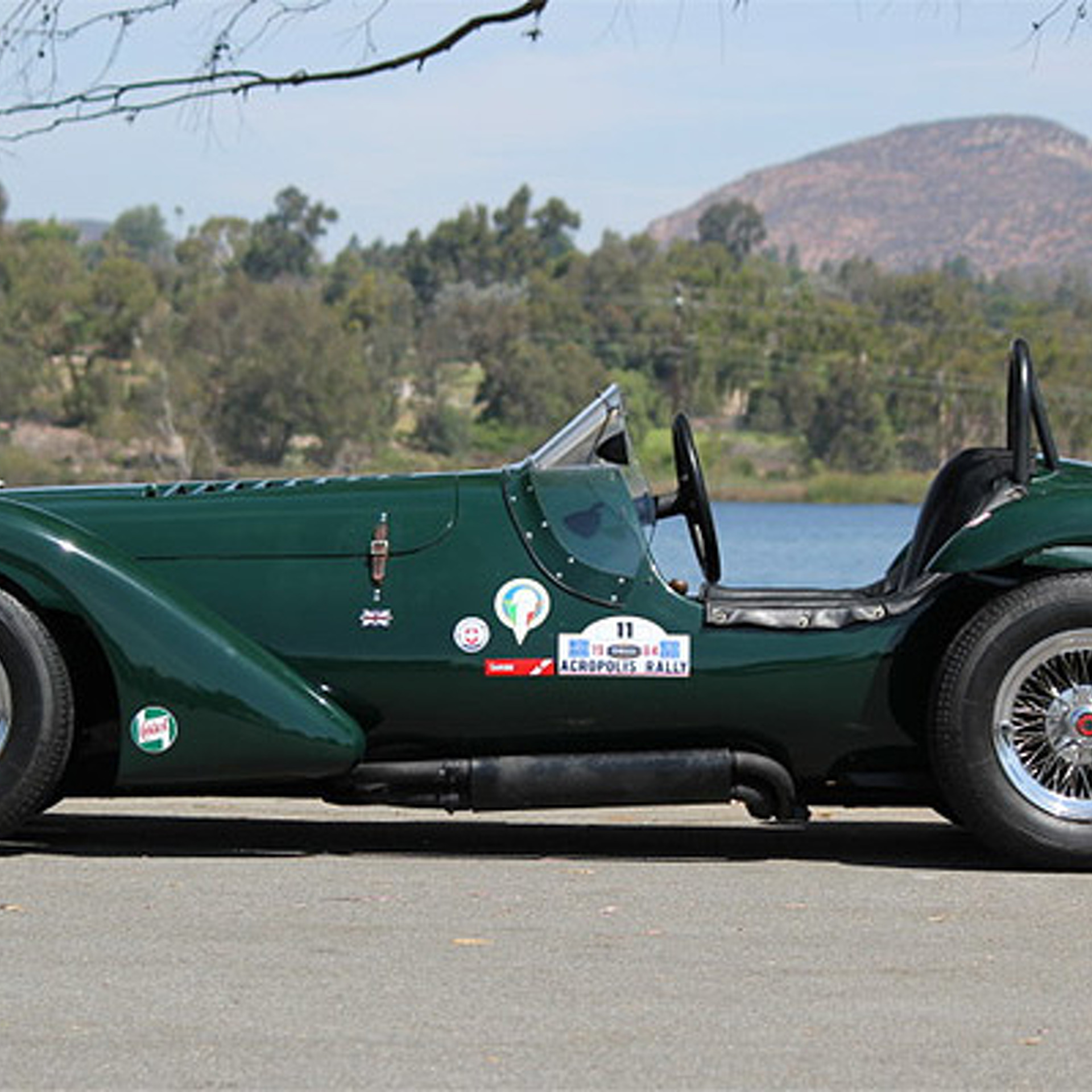 This Gorgeous Roadster was Built to Save Old Jaguars