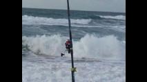 Surfcasting in Puglia