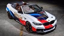 BMW M5 Convertible Rendering
