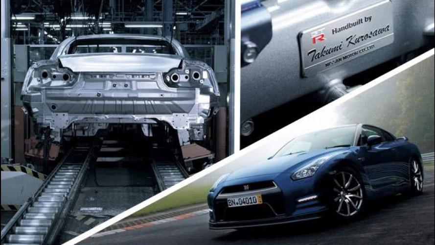 La Nissan GT-R Nismo andrà da 0 a 100 km/h in soli 2 secondi