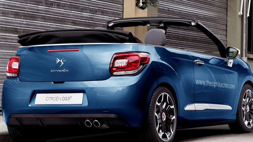 Citroën DS3 Airflow in the works - report