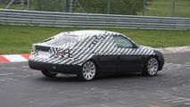 2010 Saab 9-5 spy photo on Nurburgring