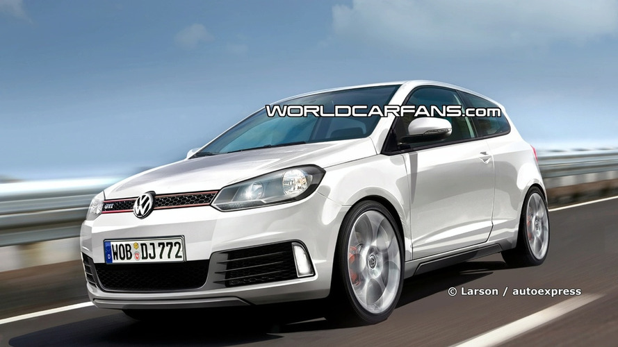 VW Polo Unveiling Scheduled for Geneva - Bound for U.S.