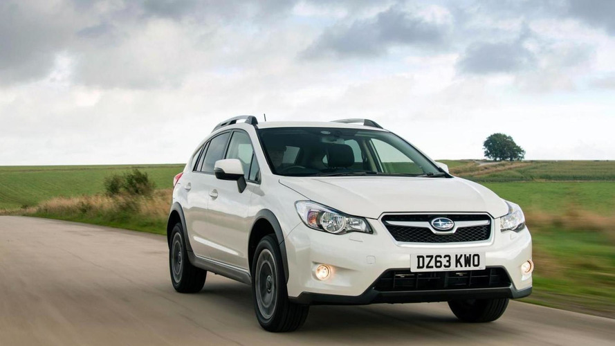 Subaru updates the XV for 2014 model year, priced from 21,995 GBP in UK