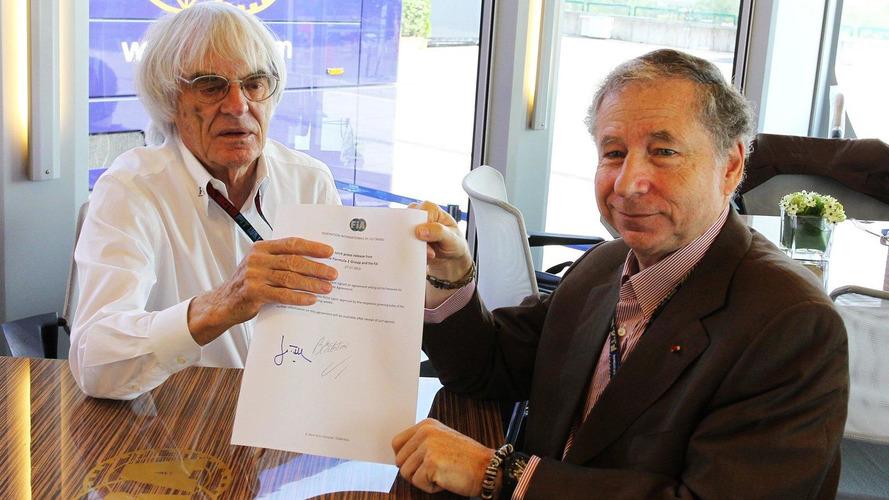 Concorde Agreement era is over - Ecclestone