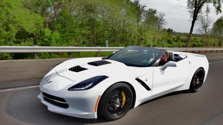 Callaway updates tuning kit for Chevrolet Corvette Stingray