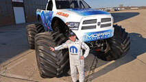 Mopar Muscle monster truck