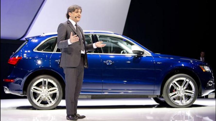 Audi: vendite di