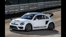 Volkswagen Maggiolino, pronto per il rally cross