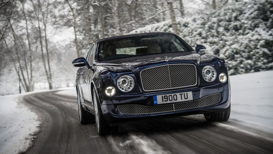 Bentley Mulsanne headed to Geneva with several new options