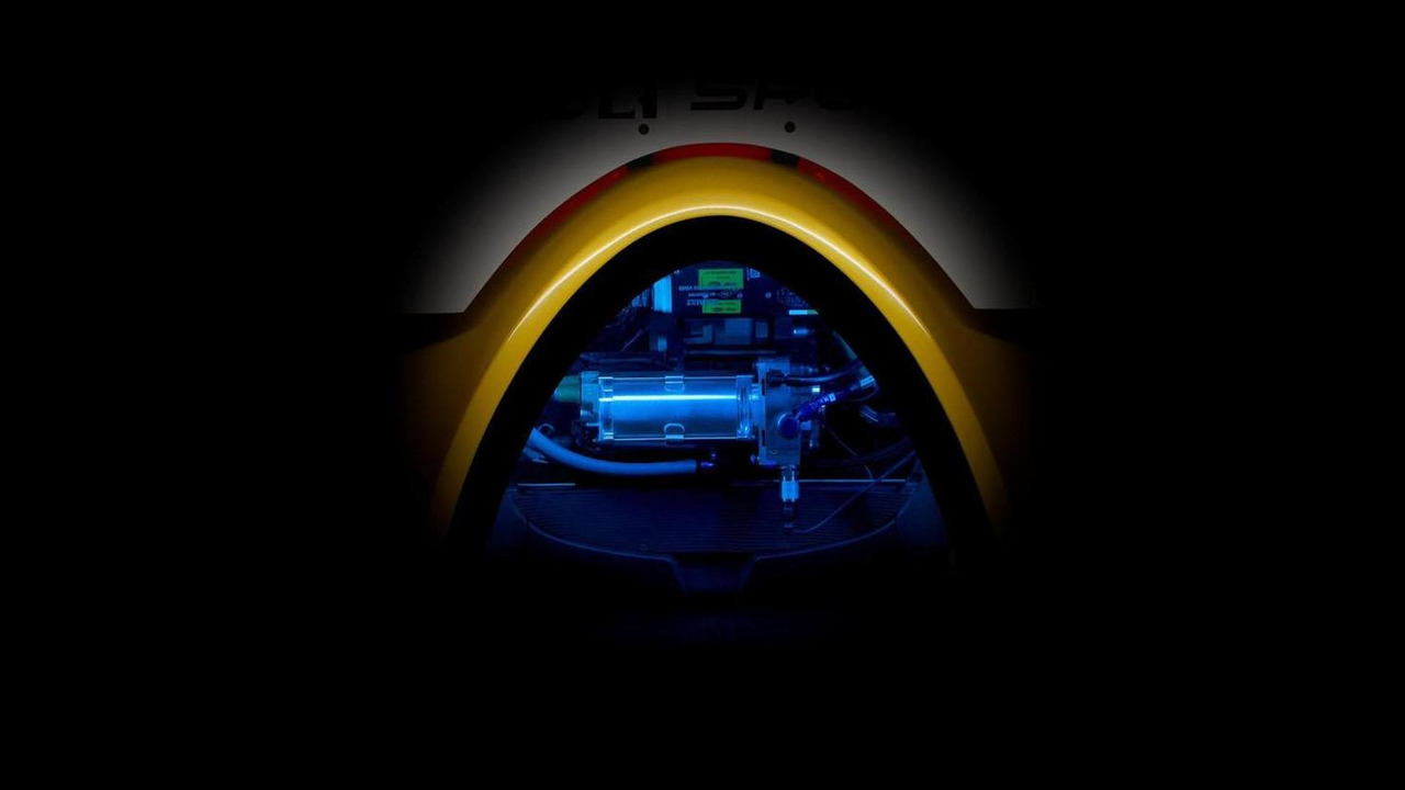 Renault F1-inspired concept teaser image 22.4.2013