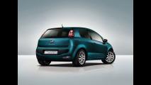 Nuova Fiat Punto Blue&Me