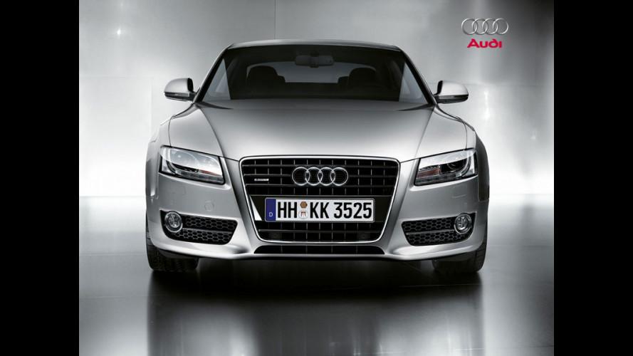 Audi A5: svelata dal Web