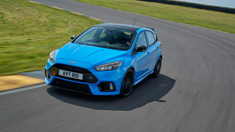 Mountune Can Boost Your Ford Focus RS To 400 HP