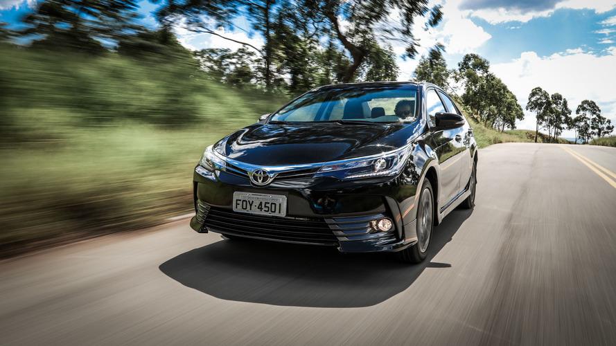 Toyota Corolla é convocado para dois recalls