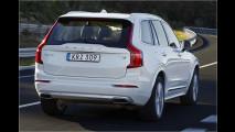 Test: Der Volvo XC90 T8 Twin Engine