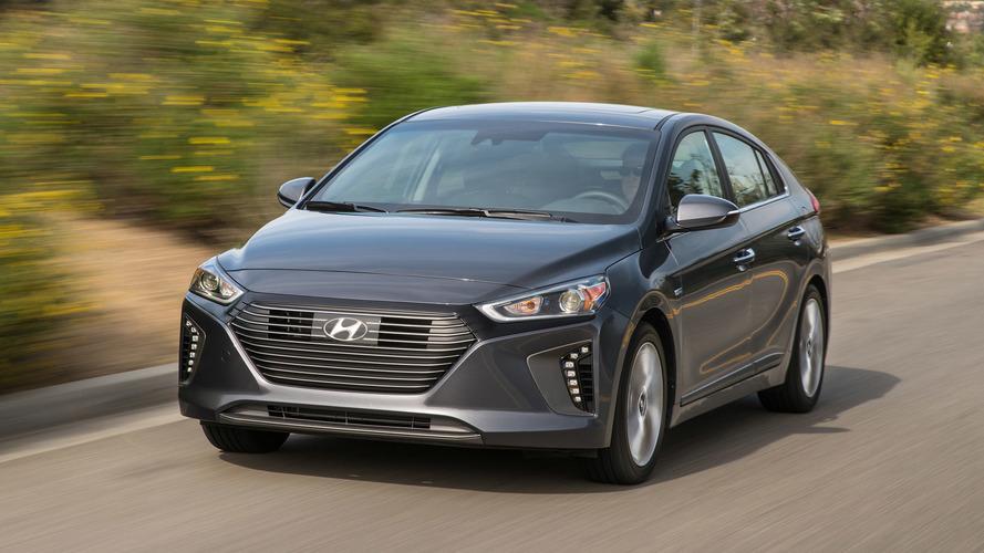 2017 Hyundai Ioniq Hybrid: First Drive