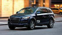 Audi Q7 TDI US-spec