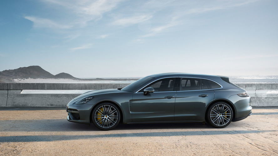 2018 Panamera Sport Turismo: Porsche is making a shooting brake