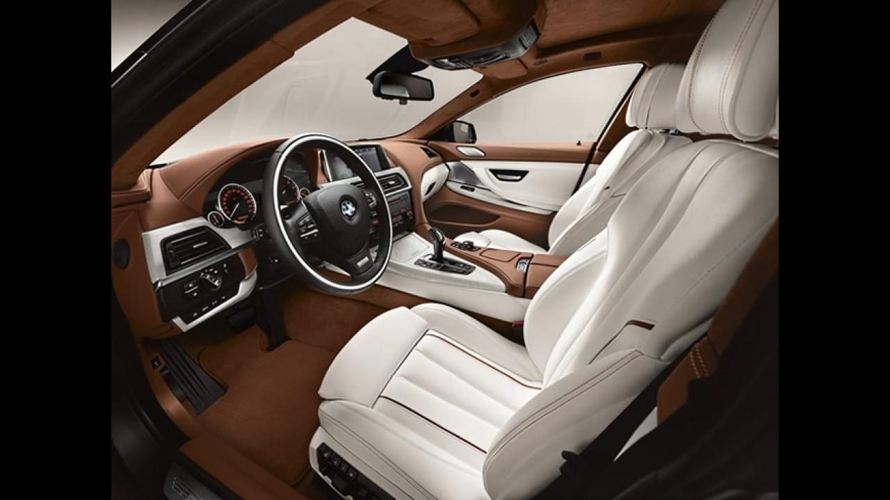 BMW anuncia preços para o novo 640i Gran Coupé nos Estados Unidos