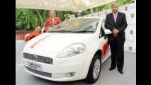 Fiat lança Punto com motor 1.3 MultiJet Diesel na Índia - Consumo é de 20 km/litro