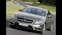 Mercedes revela CLS 63 AMG 2012 - Veja galeria de fotos