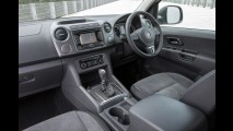 VW Amarok série especial Dark Label custa R$ 95 mil no Reino Unido