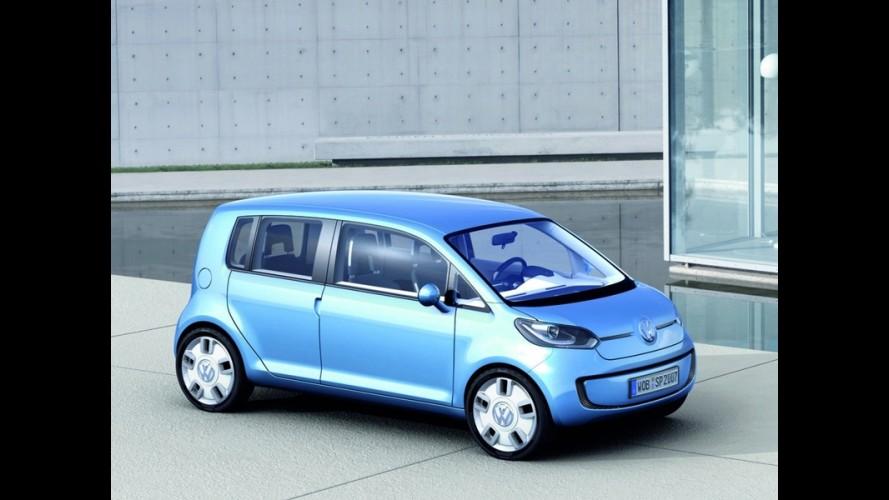 Mais espaço: Volkswagen planeja produzir em série minivan SpaceUp!