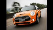 Hatches premium: MINI domina entre compactos; Série 1 é o que mais cresce